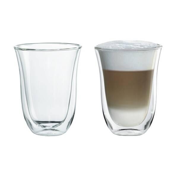 Příslušenství DeLonghi Skleničky latte macchiato