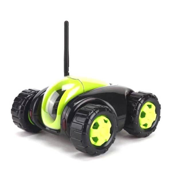 Zabezpečovací kamera Carneo domácí Wi-Fi robot