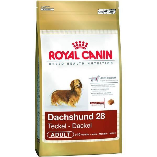 Granule Royal Canin Jezevčík7,5 kg