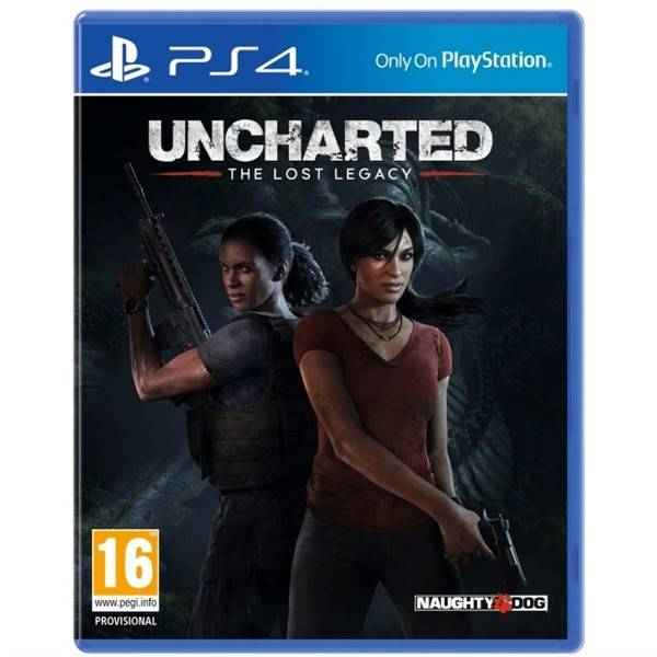 Hra Sony PlayStation 4 Uncharted: The Lost Legacy (PS719858065)