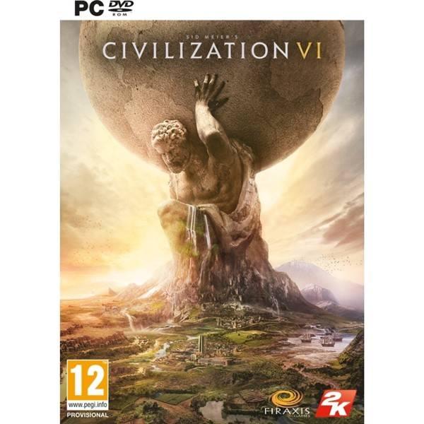Hra CENEGA PC Sid Meier's Civilization VI (420010)