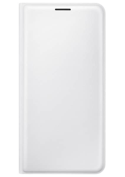 Púzdro na mobil flipové Samsung pro Galaxy J5 2016 (EF-WJ510PWEGWW) biele