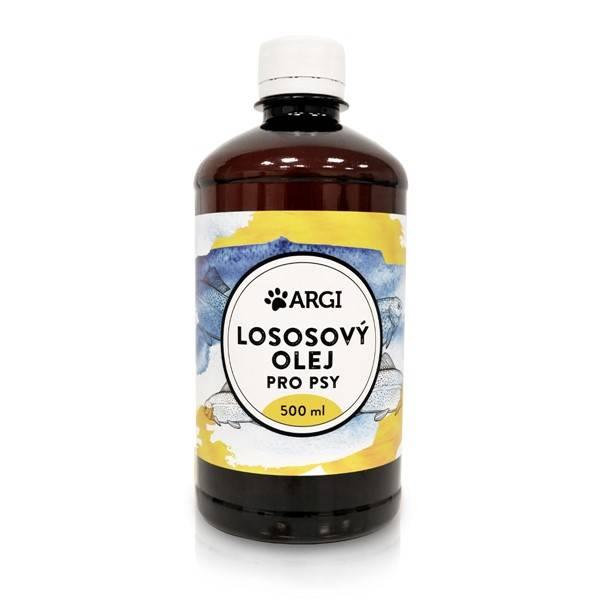 Olej Argi lososový 500 ml