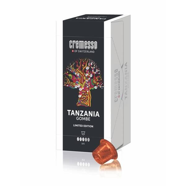 Kapsle pro espressa Cremesso Caffé LE Tanzania 16 ks
