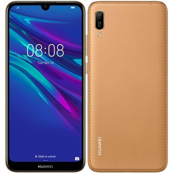 Mobilní telefon Huawei Y6 2019 (SP-Y619DSAOM) hnědý