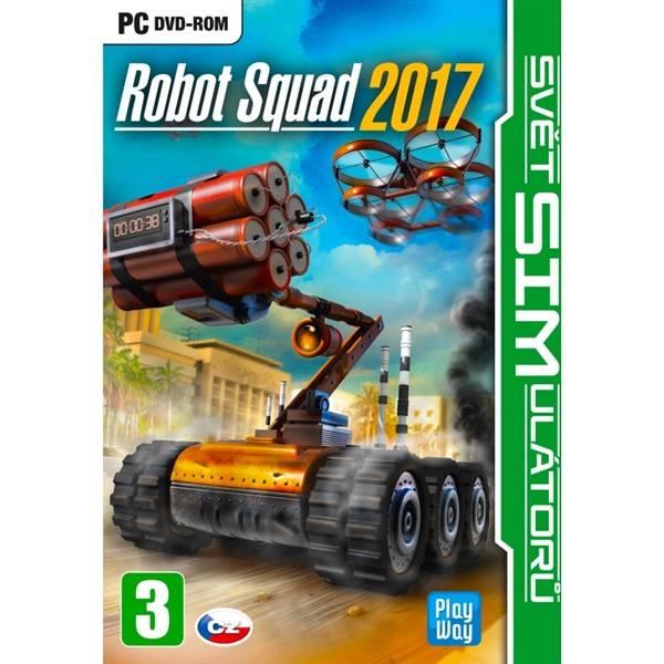 Hra PlayWay PC SIM: Robot Squad 2017 (421897)