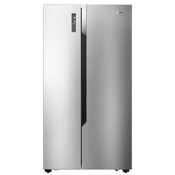 Americká lednice Hisense RS670N4BC3 nerez
