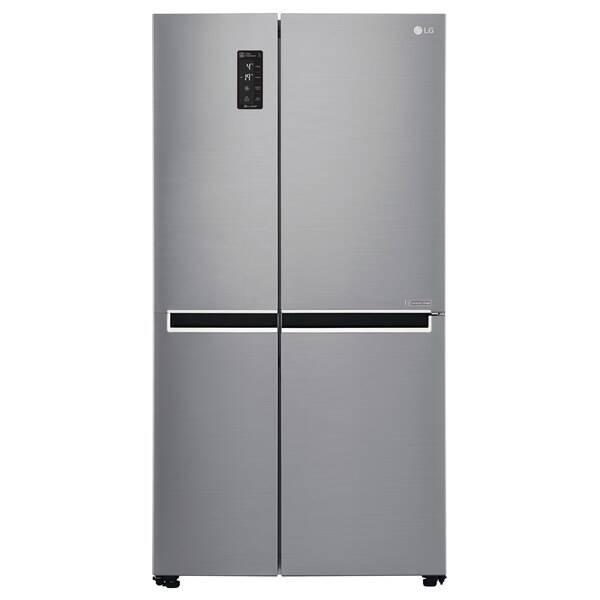 Americká lednice LG GSB760PZXZ nerez