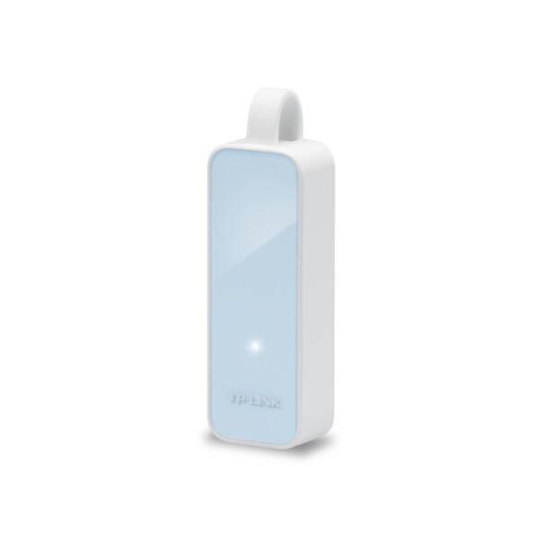 Síťová karta TP-Link UE200 USB (UE200) bílá (vrácené zboží 8800349399)