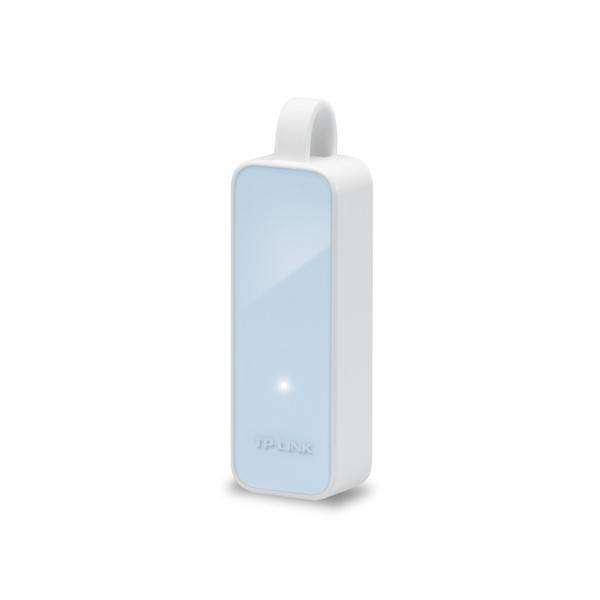 Síťová karta TP-Link UE200 USB (UE200) bílá