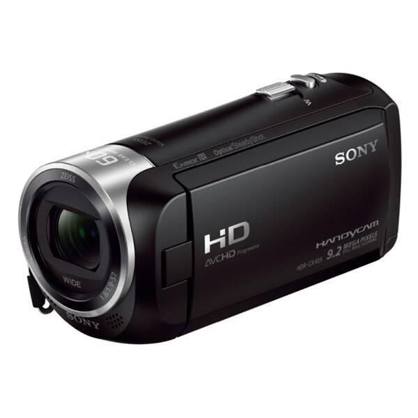 Videokamera Sony HDR-CX405B černá (vrácené zboží 8800304404)
