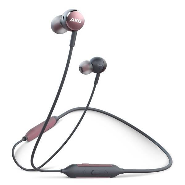 Sluchátka AKG Y100 (GP-Y100HAHHBAA) růžová