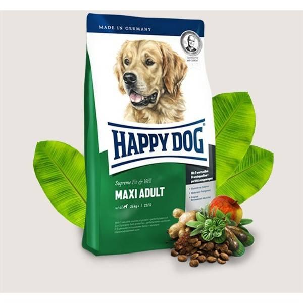 Granuly HAPPY DOG MAXI Adult 14 kg