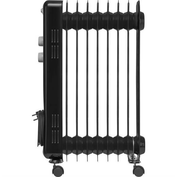 Olejový radiátor Sencor SOH 3309BK černý