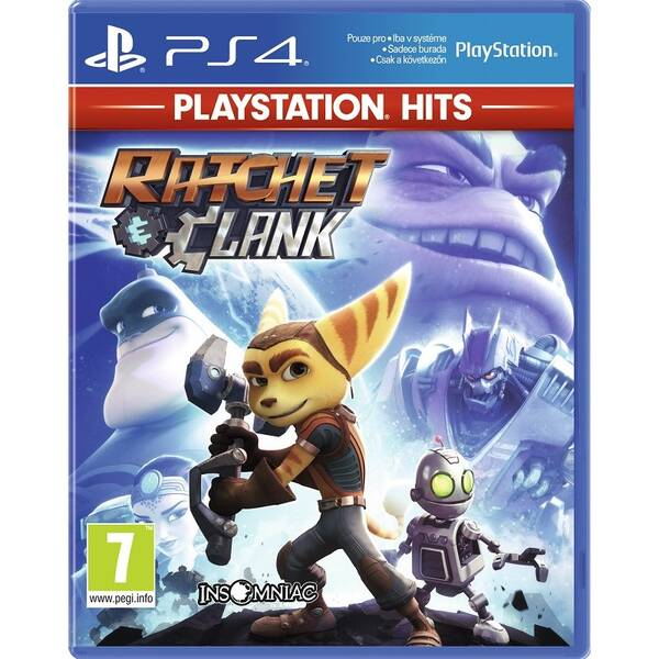 Hra Sony PlayStation 4 Ratchet & Clank (PS719415275)