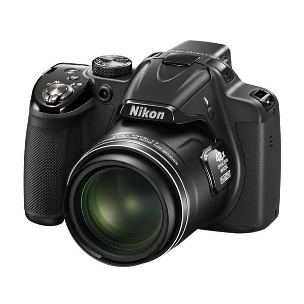 Digitální fotoaparát Nikon Coolpix P530 černý