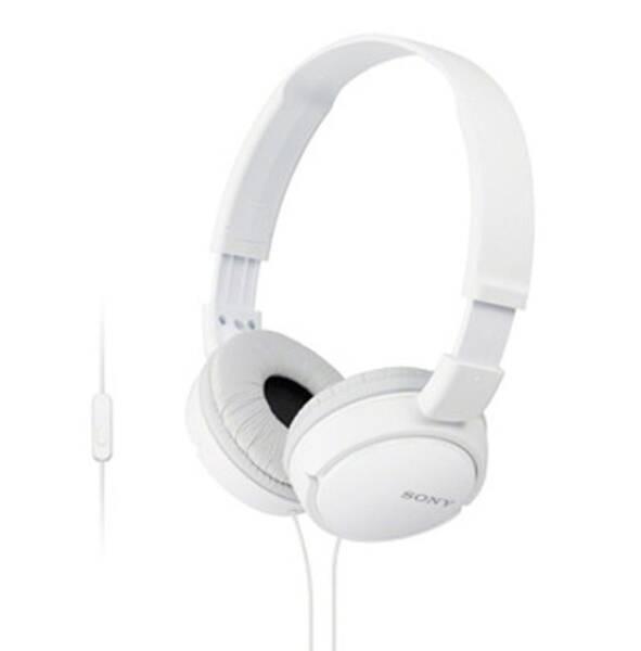 Sluchátka Sony MDRZX110APW.CE7 (MDRZX110APW.CE7) bílá