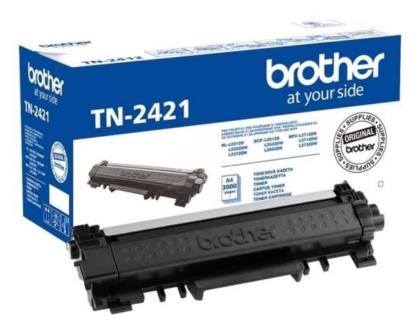 Toner Brother TN-2421, 3000 stran (TN2421) čierny