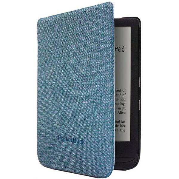 Pouzdro pro čtečku e-knih Pocket Book 616/627/632 (WPUC-627-S-BG) modré