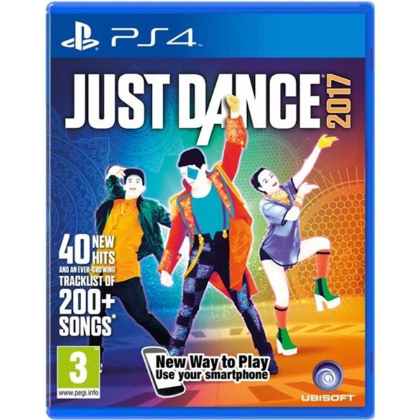 Hra Ubisoft PlayStation 4 Just Dance 2017 Unlimited (3307215967492) ... f996bbdbab7