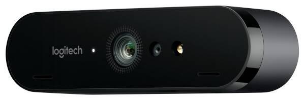 Webkamera Logitech BRIO 4K Stream Edition (960-001194) černá