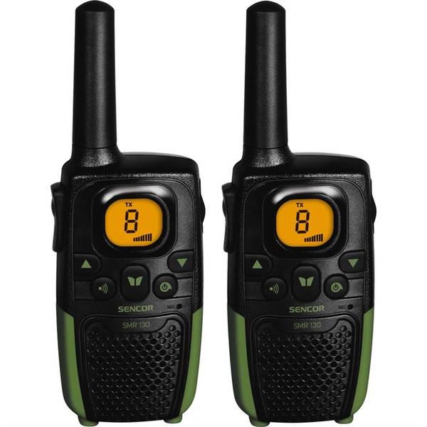 Vysílačky Sencor SMR 130 TWIN (30011361)