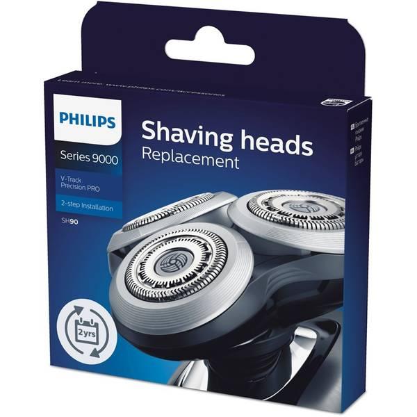 Príslušenstvo pre holiace strojčeky Philips SH90/70 sivá