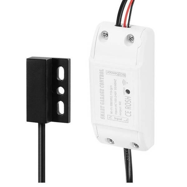 Releová jednotka iQtech SmartLife SB003, Wi-Fi, pro garážová vrata a brány (iQTSB003)