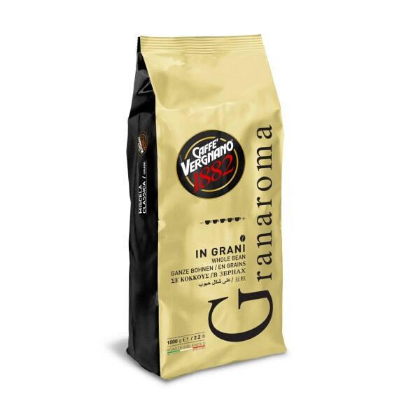 Káva zrnková Vergnano Gran Aroma Bar 1kg (454307)