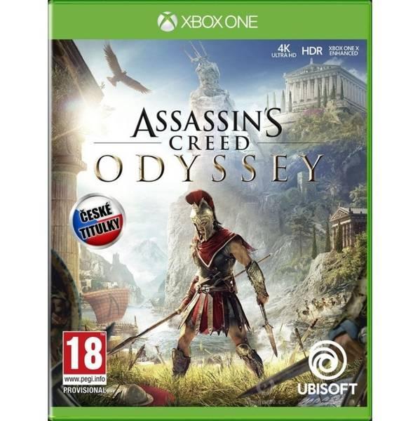 Hra Ubisoft Xbox One Assassin's Creed Odyssey (USX300303)