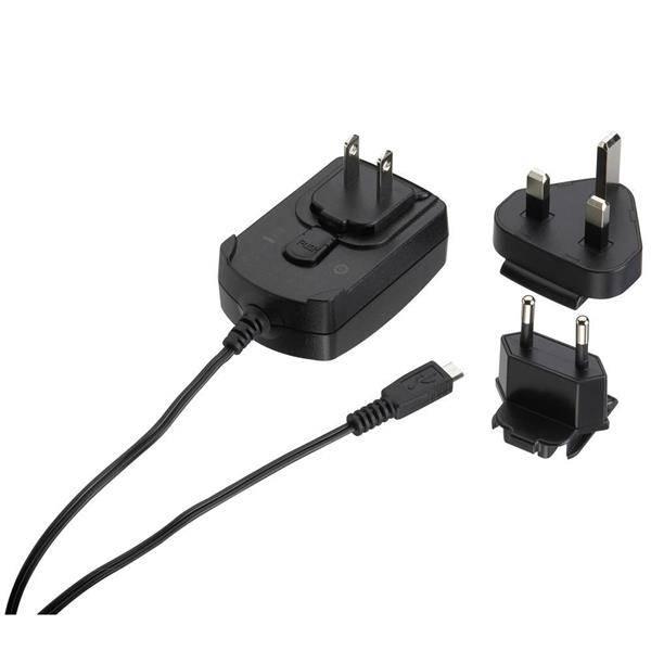 Nabíječka BlackBerry micro USB (ACC-18080-203) černý (poškozený obal 3000006745)
