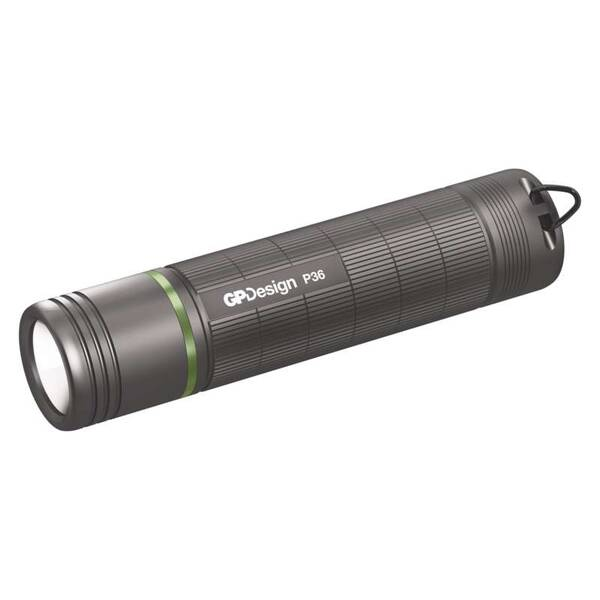 Svítilna GP P36 + 3x AAA baterie GP Ultra (1452000200)