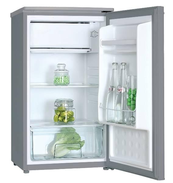 Chladnička Goddess RSC084GS8SS stříbrná