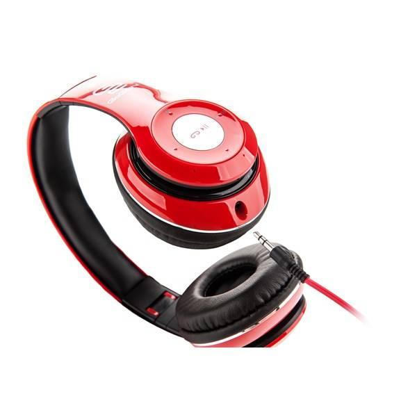 Sluchátka GoGEN HBTM 41RR (HBTM 41RR ) červená