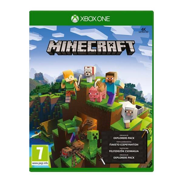 Hra Microsoft Minecraft Explorers Pack (44Z-00100)