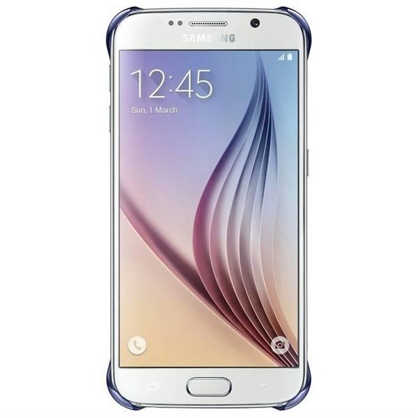 Kryt na mobil Samsung pro Galaxy S6 (EF-QG920BB) (EF-QG920BBEGWW) čierny