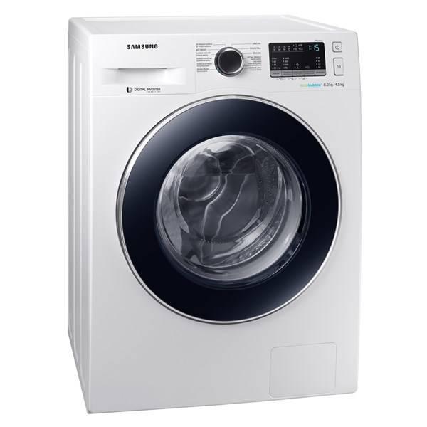 Pračka se sušičkou Samsung WD80M4A43JW/ZE bílá