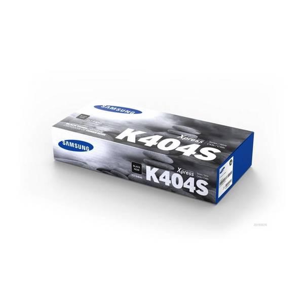 Toner Samsung CLT-K404S/ELS 1500 str. (SU100A) černý