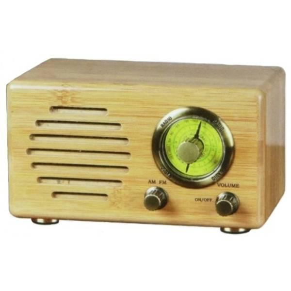 Radiopřijímač Orava RR-22 dřevo