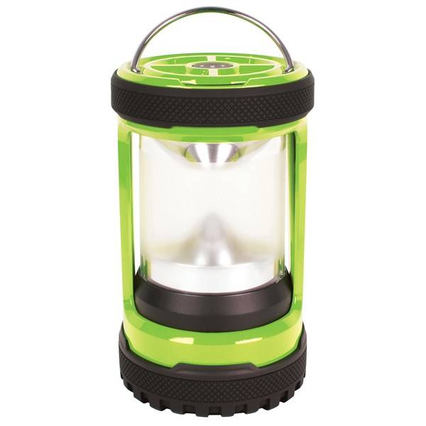 Svítilna Coleman Push+ 200 stolní černá/zelená