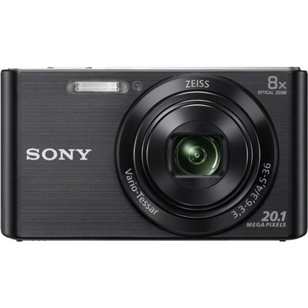 Digitální fotoaparát Sony Cyber-shot DSC-W830B černý (vrácené zboží 8800321514)