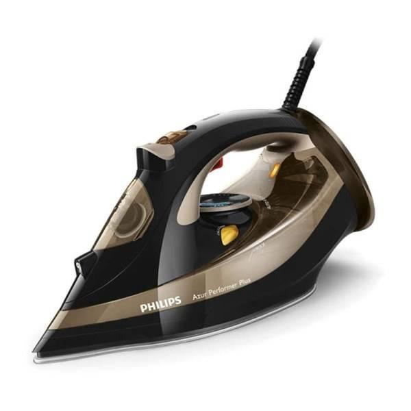 Žehlička Philips Azur Performer Plus GC4527/00 černá/zlatá