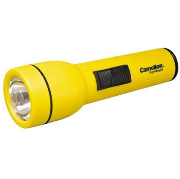 Lampáš Camelion LED FL-1L2DR20P (FL1L2DR20P) žltá