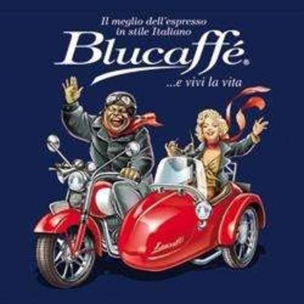 E.S.E. Pody Lucaffé Blucaffe 18ks