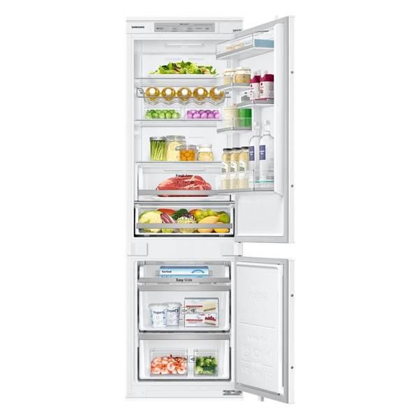 Chladnička s mrazničkou Samsung BRB260076WW/EF
