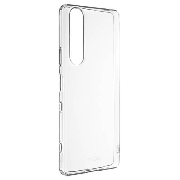 Kryt na mobil FIXED na Sony Xperia 1 III (FIXTCC-650) priehľadný