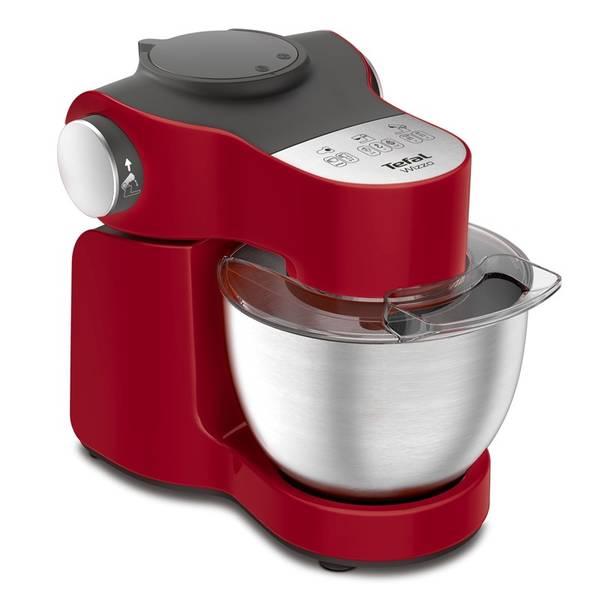 Kuchyňský robot Tefal Wizzo QB317538 červený