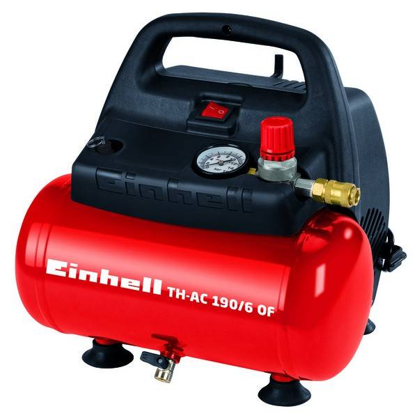 Kompresor Einhell Home TH-AC 190/6 OF