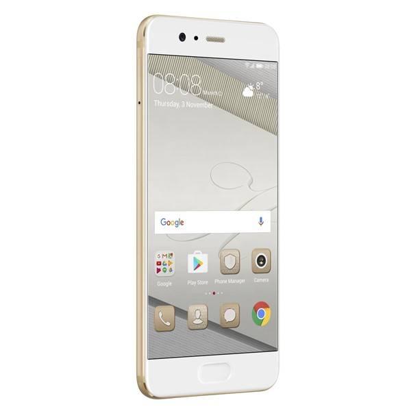 Mobilní telefon Huawei P10 Dual SIM (SP-P10DSGOM) zlatý (vrácené zboží 8800028881)