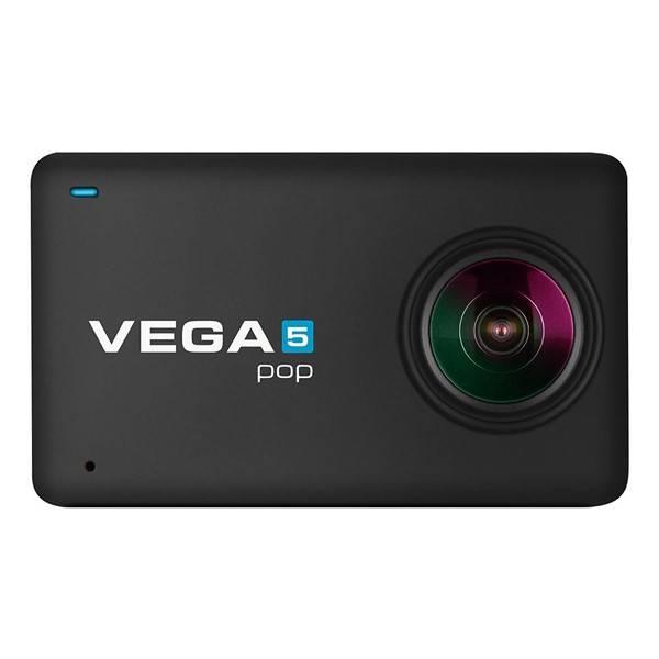 Outdoorová kamera Niceboy VEGA 5 pop + dálkové ovládání (vega-5-pop) černá (vrácené zboží 8800172240)